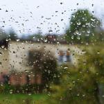 Festzelt wetterfest regen bild