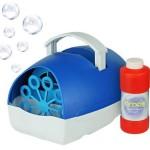 Seifenblasenmaschine Test