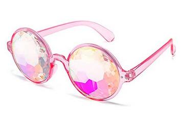 Pinke brille